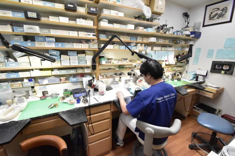 歯科技工室 なぎさ歯科クリニック