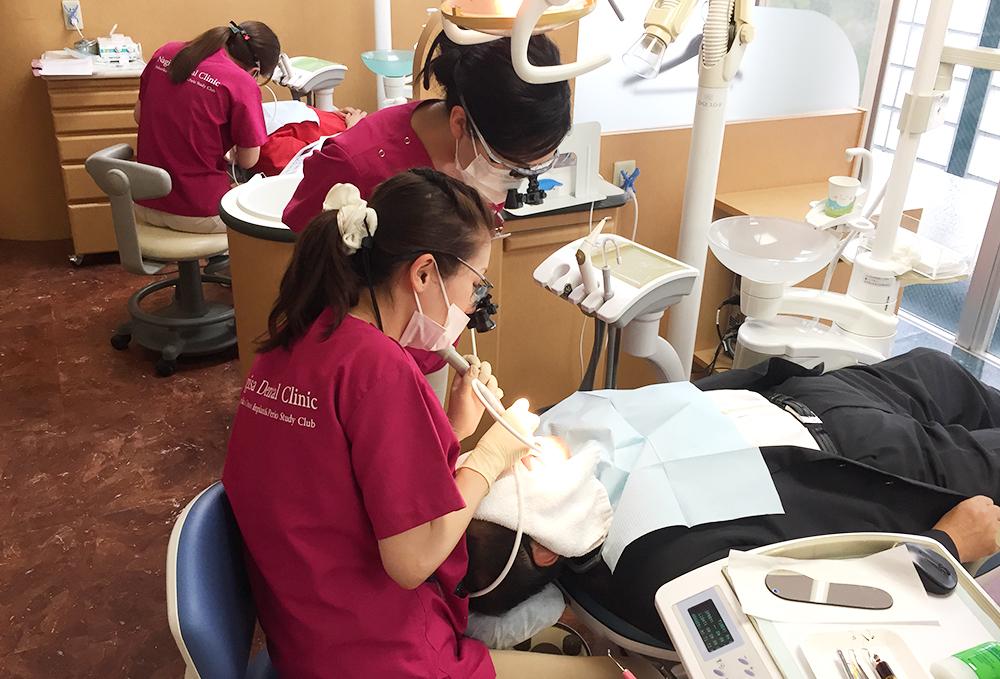 なぎさ歯科クリニック 歯科衛生士 スタッフ募集