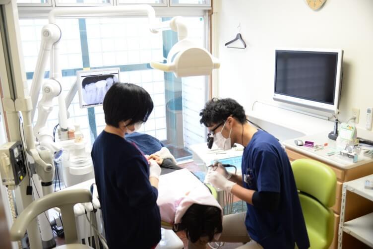 診療風景 なぎさ歯科クリニック